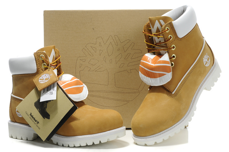 botte timberland fille